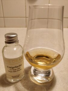 Craigellachie 13 Year Old - Sample