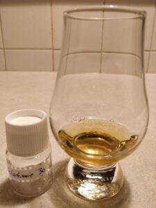 Dalwhinnie 30 Year Old - Rare by Nature - Sample
