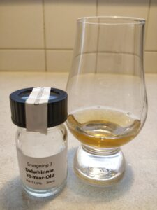 Dalwhinnie 30 Year Old 2020 Special Releases - Sample