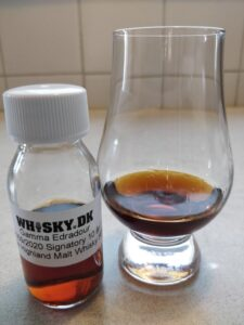 Edradour 10 Year Old Gamma - Sample