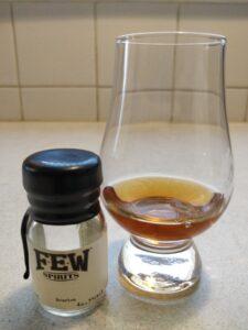 FEW Straight Bourbon Whiskey - Sample