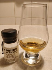Girvan 25 Year Old - Sample