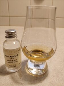 Glen Garioch Vintage 1997 - Sample