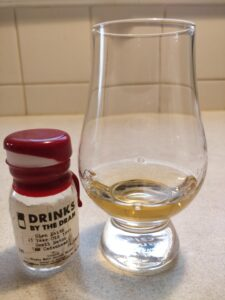 Glen Keith 21 Year Old - Sample
