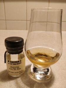 Glenlossie 10 Year Old - Sample