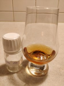 Glenrothes 1995 - Sample