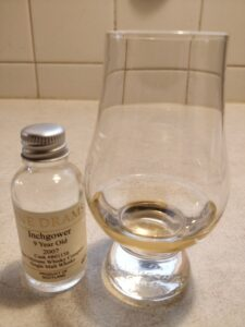 Inchgower 9 Year Old - Sample