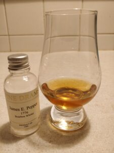 James E. Pepper 1776 Straight Bourbon Whiskey - Sample