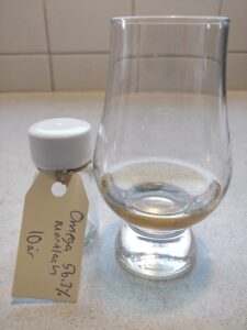 Mortlach 10 Year Old Omega - Sample