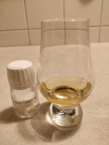 Mosgaard Peated Young Malt - Sample