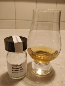 Pittyvaich 30 Year Old 2020 Special Releases - Sample