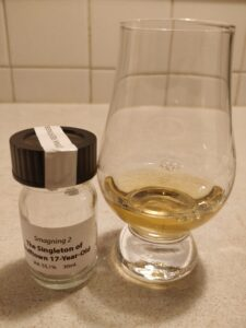 Singleton of Dufftown 17 Year Old 2020 Special Releases - Sample
