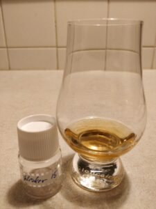 Talisker 15 Year Old - Rare by Nature - Sample
