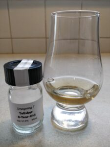 Talisker 8 Year Old 2020 Special Releases - Sample