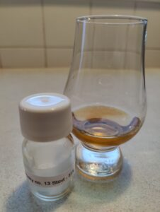 Thy Whisky No. 13 - Sample