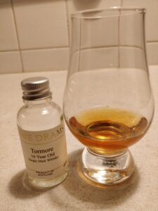 Tormore 16 Year - Sample
