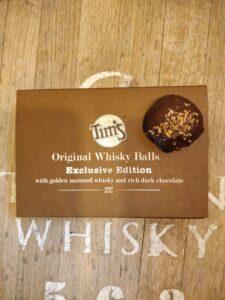 Tim's Original Whisky Balls