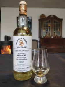 Ardmore Vinmonopolet Distillery No. 21