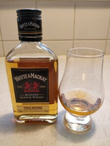 Whyte & Mackay Blended Scotch Whisky