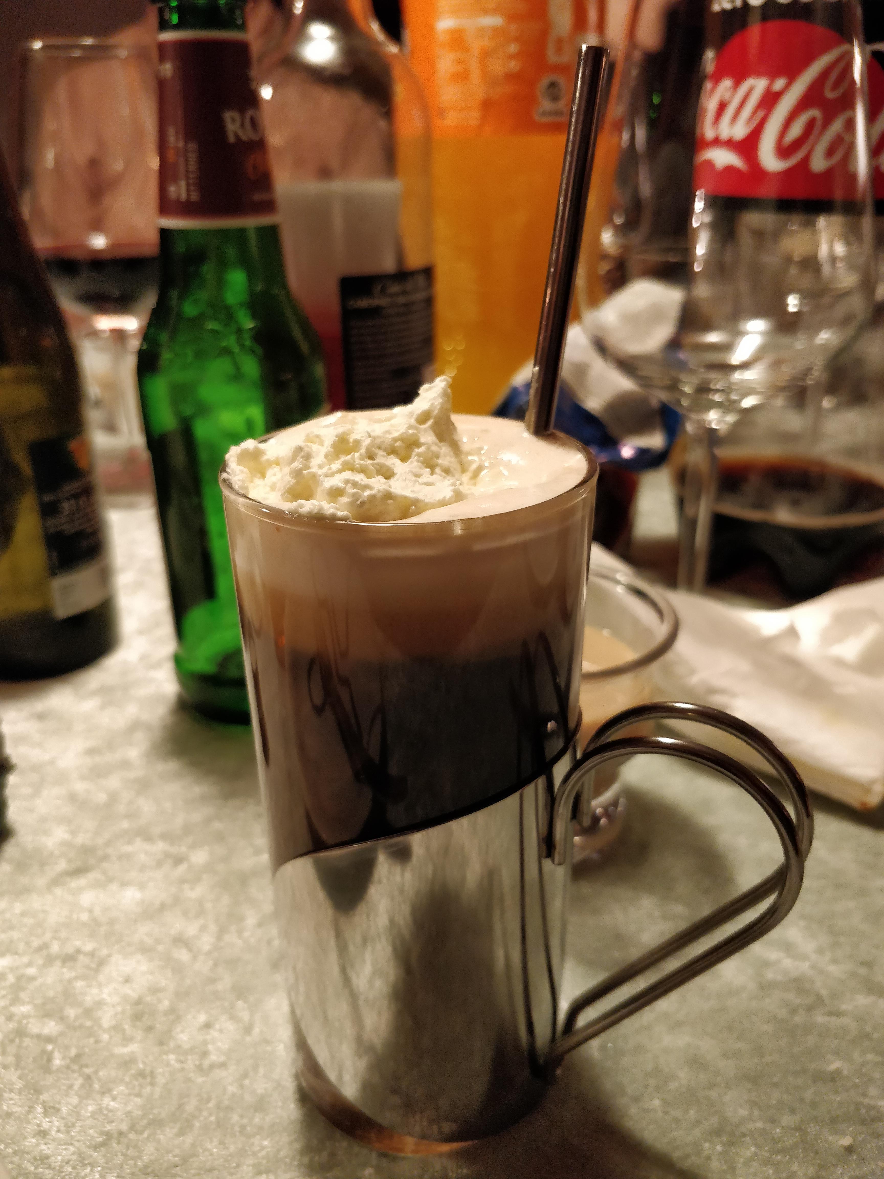 Fantastisk Opskrift på irsk kaffe - Irish Coffee | Whiskyblog.dk ZC07
